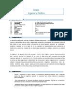 Silabo de Ingeniería Gráfica 2015-I_ Ing. Económica