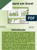 Como montar Dashboard em Excel