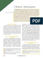 Evidence Based Medicine Abdominoplasty.31