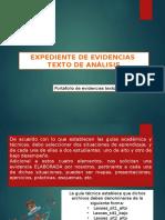 Texto de Analisis de Las Evidencias EMS