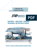 Brochure Curso Sap2000 - Ing. Alex Arroyo