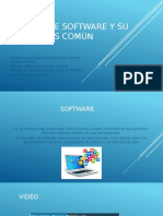 Tipos de Software y Su Uso Mas Común