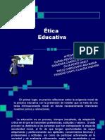Etica Educativa 18042015