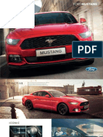 Ford UK New Mustang eBrochure (official)