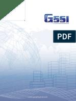 GSSI CompanyBrochure Spanish