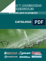 010 Equipos y Accesorios Sumergibles-26 Febrero 2015