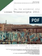 UT2011 04 Workshop Programme