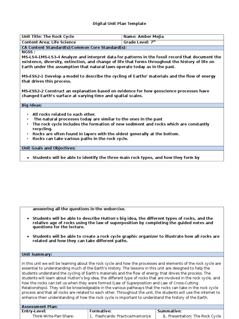 Workbooks the rock cycle worksheets : Lovely Rock Cycle Template Gallery - Example Resume Ideas ...