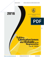 Ley_N°_30225_y_su_Reglamento_2016 (Ley de Contrataciones)