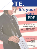Voter Guide 2008