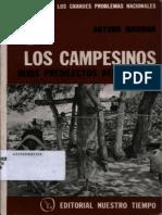 Warman Arturo Los Campesinos Hijos Predilectos Del Regimen MB