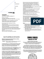 family mass 01 24 2016 bulletin