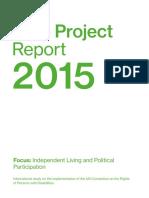 Zero Project Report