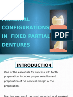 Marginal Configurations in Fpd