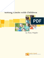 Setting Limits With Children-2