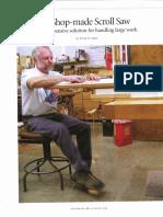 Gray Woodwork ScrollSaw
