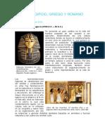 Arte Egipcio, griego y Romano.docx