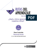 Inicial PersonalSocial II