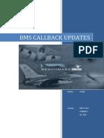 BMS Callback Updates