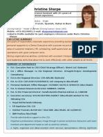 Marie-Christine_Sharpe_updated CV Jan 2012