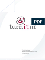 Turnitin Write Cycle Brochure 6-Page Layout Lores