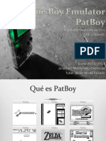 PatBoy emulator