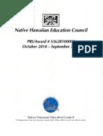 NHEC 2010-2011 Annual Report