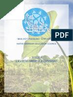 NHEC 2013-2014 Annual Report