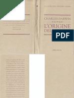 Darwin-L'Origine Della Specie
