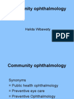 Community Ophthalmology 2