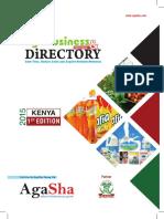 List of Agricultural Companies in Kenya | Nairobi | Kenya