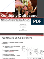 Quitina y Quitosano