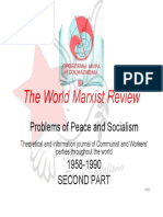 The World Marxist Review - Second Part - 1960-1965