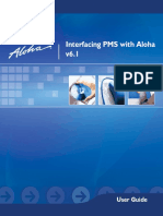 Aloha TS 6.1 PMS Interface