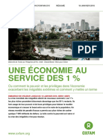 Rapport Oxfam 2016