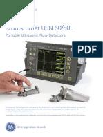 UT Flaw Detector USN60