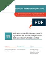 Seimc_Métodos Microbiológicos Vigilancia Portador Multirresistentes