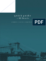 Quick Guide to EU Funds 2009