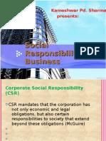 Social Responsibilities of Business