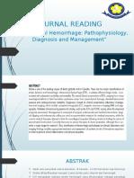 Journal Reading Neuro