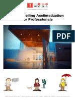 Acclimatization Handbook