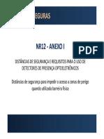 Tabelas Do Anexo NR12