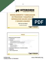 Avances en Modelamiento y Simulacion de Procesos Solido-solido