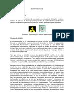 Apunte Quimica Nuclear