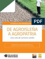 (Cedice) De Agroisleña a Agropatria