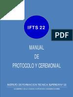 Manual Pyc Ifts 22 V