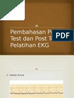 Pembahasan Pre Test Dan Post Test