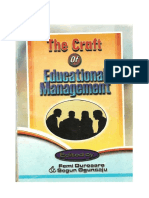 Delegation of Authority in School Management