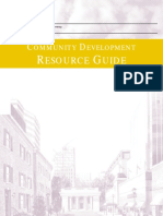 Community Development Resource Guide