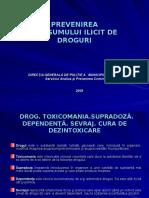 Prevenire consum droguri.ppt